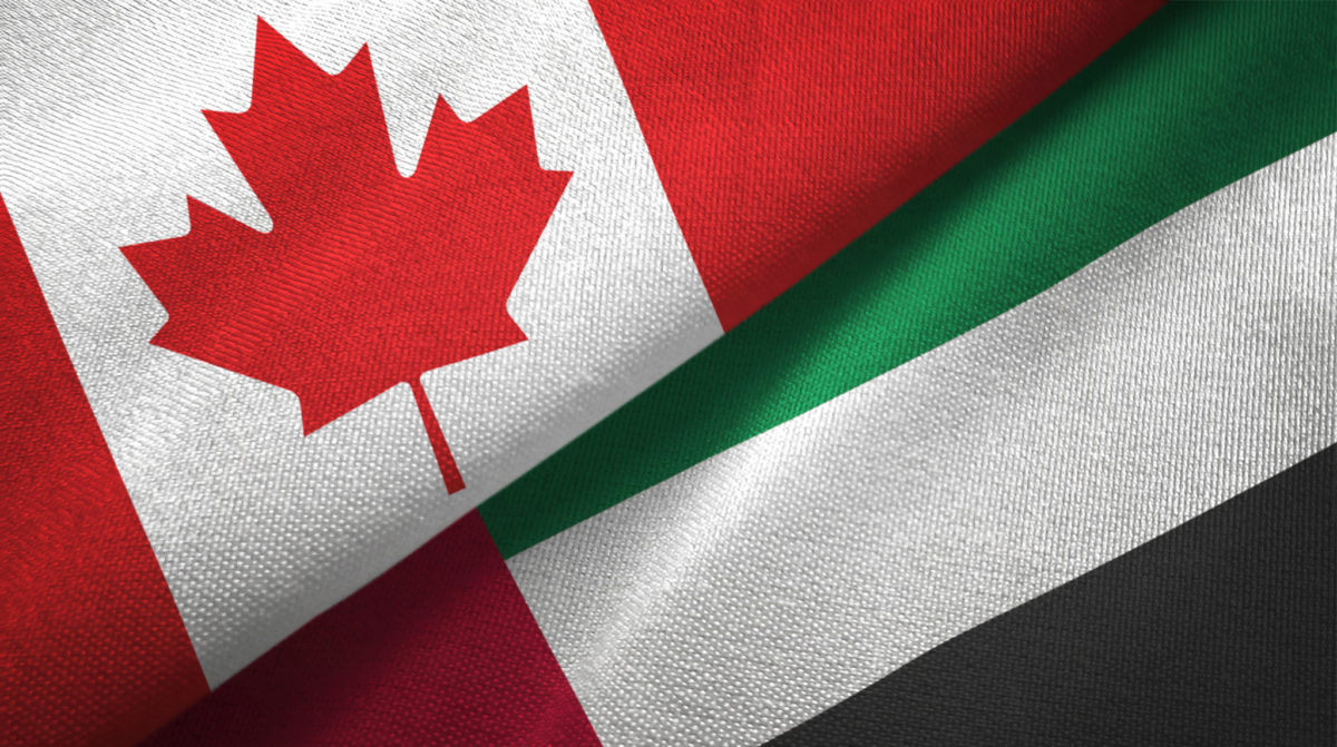 Canadian immigration Dubai