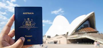Australian student visa from Dubai